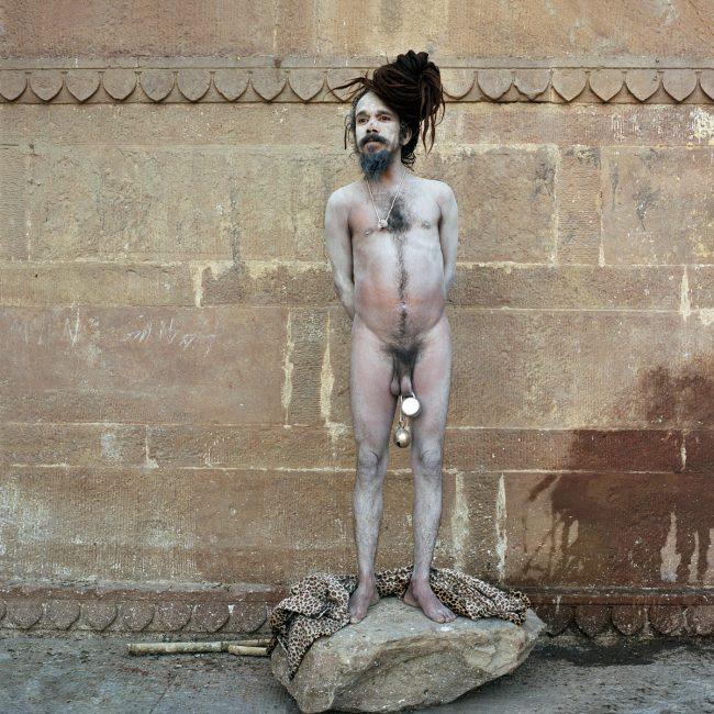 Holy Man 02, Varanasi, India