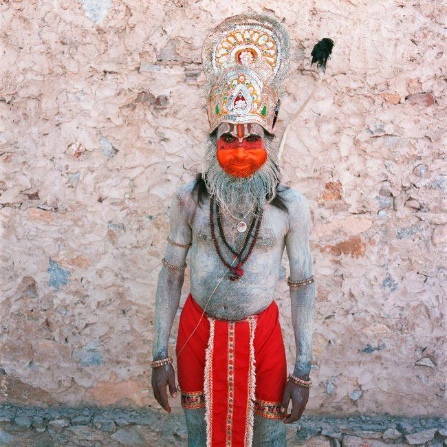Hanuman, Rajasthan, India