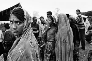 Woman at Pushkar Fair, Pushkar, India