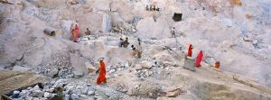 Marble Quarry, Rajasthan, India