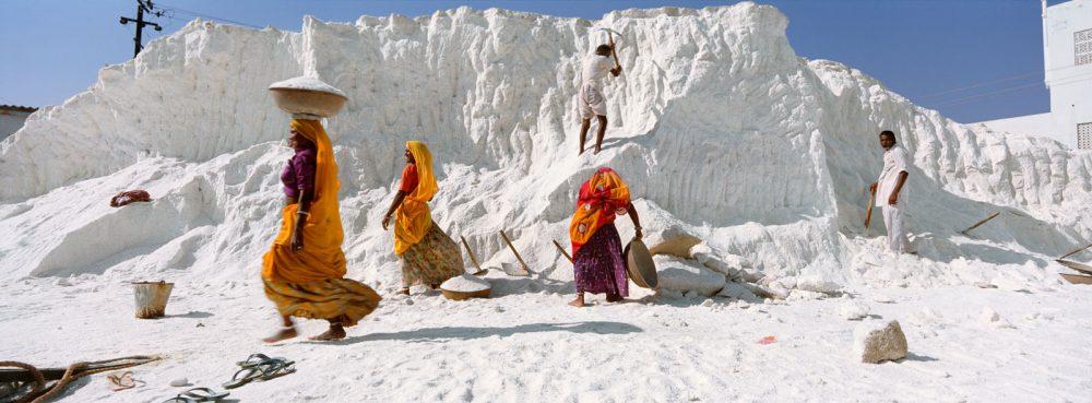 Salt Workers, Rajasthan,India