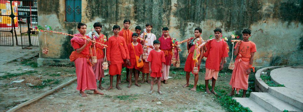 Sangam Boys, Uttar Pradesh, India