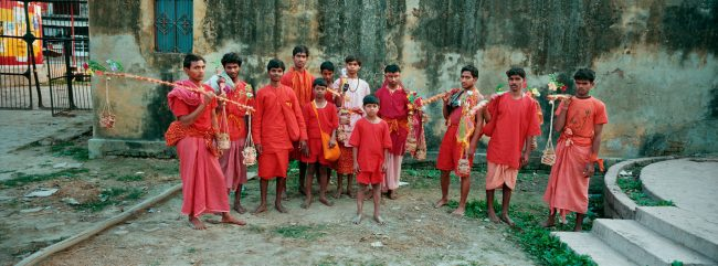 Sangam Boys, Uttar Pradesh, India