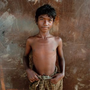 Child Worker, Chittagong, Bangladesh - ship breaking